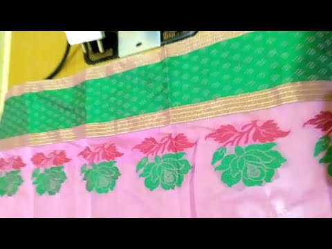 How Make Saree Fall Fixing Very Easy Method Full Video at Home