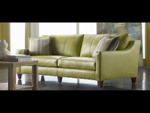 Buying Leather Sofas in Charlotte - Living Rooms Bedrooms and Dining Rooms.mov