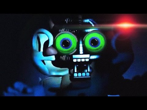 SOMETHING DOESN'T FEEL RIGHT | Five Nights At Freddy's Sister Location #1