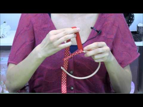 Ribbon Hair Bands