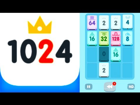 1024 - The Original 2048 Number Game