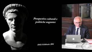 Storia Romana e Lingua e Letteratura Latina - Accademia dei Lincei e SNS - 8-02-2017