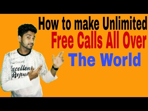 Free Call All World ( STD, ISD, Local ) Airtel, Reliance, TATA Docomo, Vodafone  Hindi/ Urdu