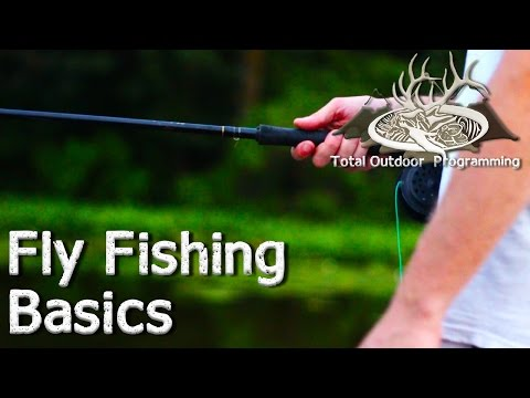 How to Fly Fish for Beginners - Fly Fishing Basics