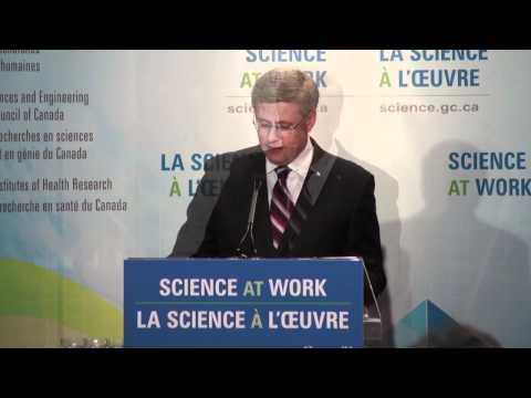 Highlights: Prime Minister announces 2011 Vanier Canada Graduate Scholarships