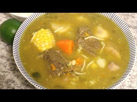 Sopa de Res|Beef Soup|Sabor en tu Cocina|Ep. 196