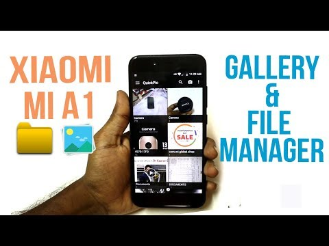 Gallery And File Manager For Xiaomi Mi A1 Hindi Download Mp4 Full HD