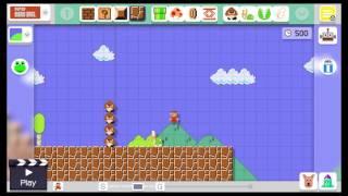 ¡jugando Super Mario Maker! E01: Primer Nivel