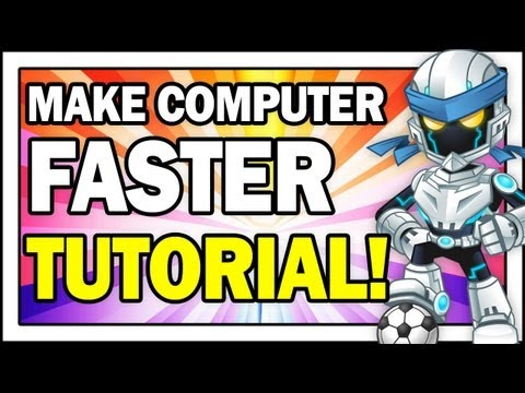 Make Computer Faster // [AWESOME] Trick Tutorial For You!!