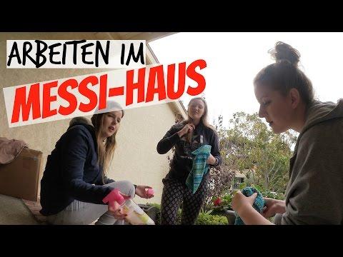 Versunken im MÜLL | MANNEQUIN-CHALLENGE - Aupair VLOG #10 (with English subtitles)