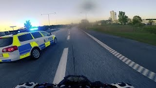 Pulled Over By The Police...Again - The Best Police Ever
