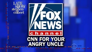 Fox News Is Ditching Their Slogan