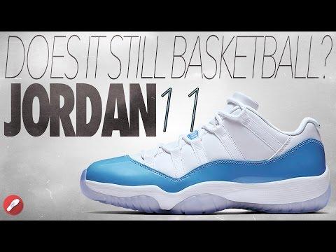 Does It Still Basketball? Retro Jordan 11!