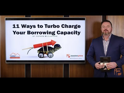 11 Ways to Turbo Charge Your Borrowing Capacity in 2018 (Australian Version) – by Konrad Bobilak