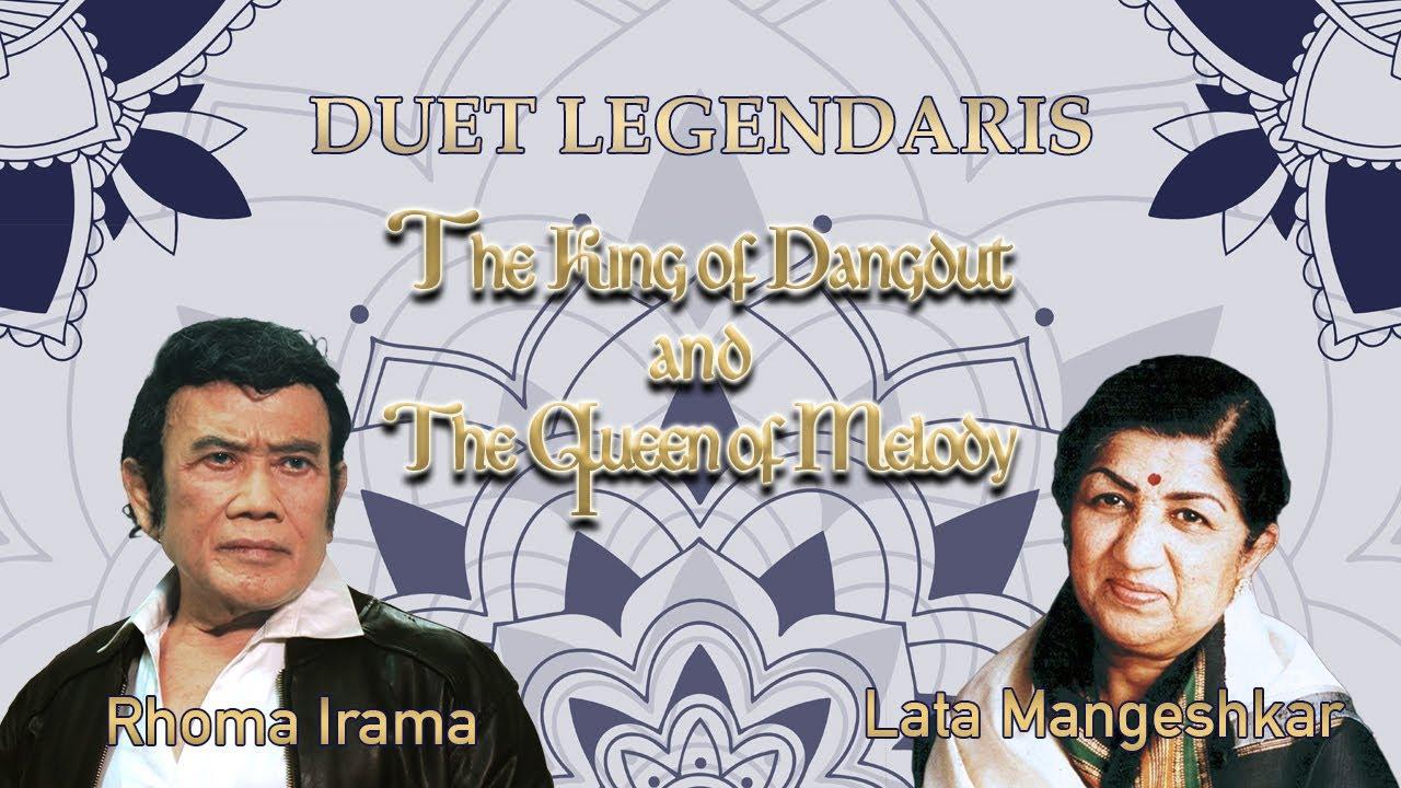 Lata Mangeshkar & Rhoma Irama - Wahai Pesona
