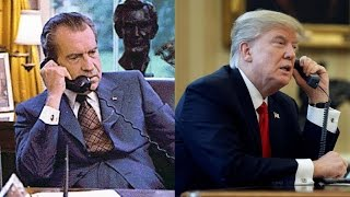 """As Calls Grow to Impeach Trump, Former Nixon Counsel John Dean Sees """"Echoes of Watergate"""""""