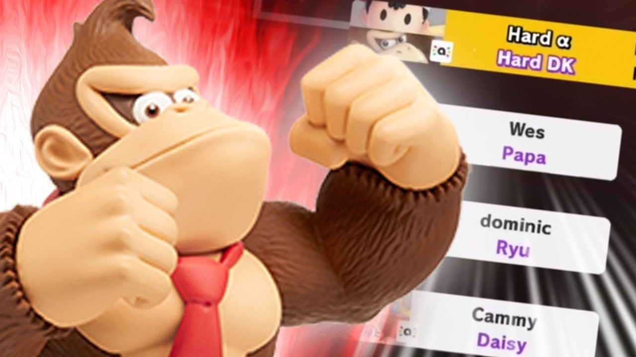 Hard DK's Online Tournament