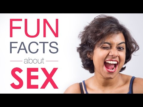India Reacts   Fun Facts about sex?
