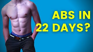 Can You Get Abs in 22 Days with ATHLEAN-X? (Honest Results)