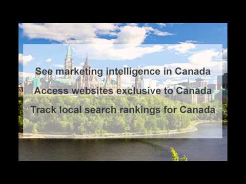 Canada Proxies– High Speed, Dedicated Private Proxies with a Canada IP