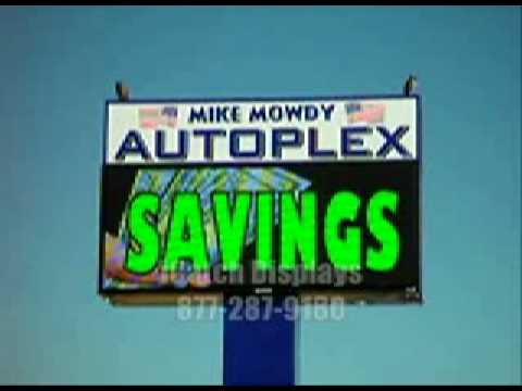 LED Signs Create Business