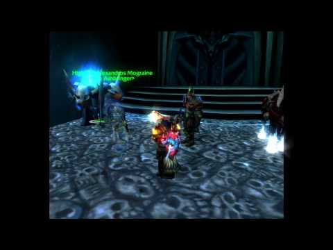 [HD] Arthas' Death and the Final Quest after Completing Shadowmourne; Personal Property