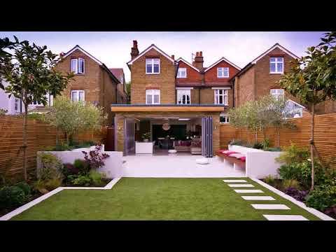 Small Front Garden Terraced House Design
