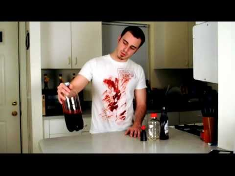 How to make Fake Blood - Cheap, Quick, and Easy