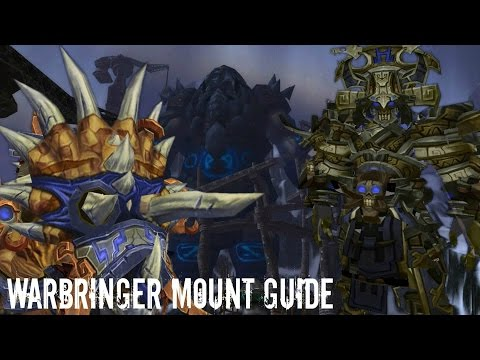 Zandalari Warbringer Guide - EASY Fast Mount, Gold, and REP Farm: World of Warcraft 5.4
