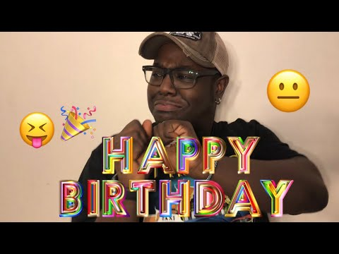 MY BIRTHDAY GONE WRONG!