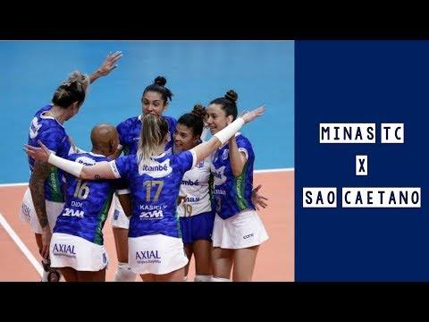 Xxx Mp4 Minas X São Caetano Melhores Momentos Superliga Feminina De Vôlei 19 20 3gp Sex