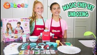 Orbeez Super Fine Crush Magic Chef Set UNBOXING | Official Orbeez