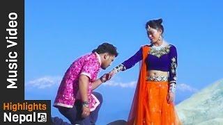 Nakaima Jhamke Fuli (नाकैमा झम्के फुली) - New Nepali Adhunik Pop Song 2017/2073 | Narayan Rai