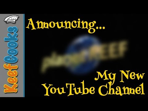 Announcing My New YouTube Channel