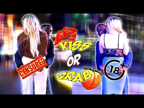 Xxx Mp4 KISS Or GRAB 💋🍑 PT 1 PUBLIC INTERVIEW UK EDITION 3gp Sex