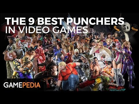 The 9 Best Punchers in Video Games [Gamepedia]
