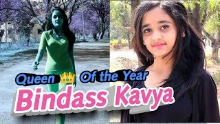 BINDASS KAVYA || QUEEN OF THE YEAR || BINDASS KAVYA HOT TIK TOK VIDEOS