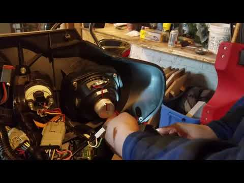 How to install amp and new speakers on your Harley