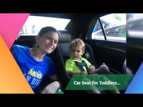 city captain transportation providing Car Seats to San Diego Airport and more...