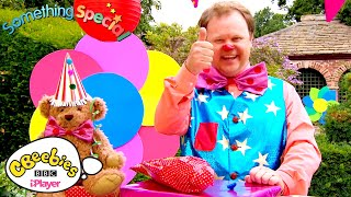 Mr Tumble's Super Long Compilation For Children   CBeebies   1 HOUR!