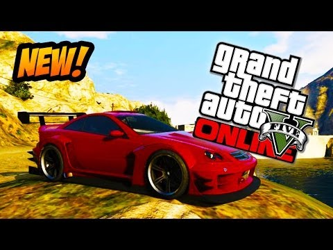 GTA 5 Online - Increase Traction Stat! Spoilers Improve Traction after Patch 1.14! (GTA 5 DLC)