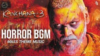 Kanchana 3 - Horror Bgm Climax seen