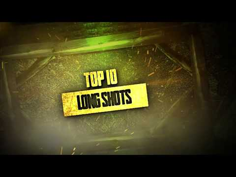 Top 10 Long Shots from the PUBG EXP* community | GPL