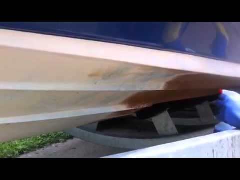 Miracle Fiberglass hull cleaning solution!!  PLEASE SHARE/L