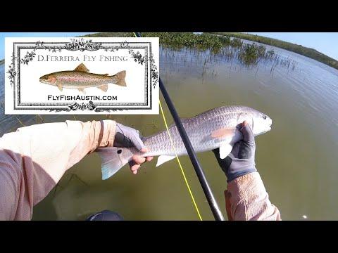 Redfish on Corpus Christi Bay 10/14/2017