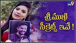Anchor Srimukhi Secrets : Sankranthi Special bold Interview - TV9 Exclusive