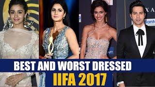 Katrina Kaif, Alia Bhatt, Varun Dhawan: IIFA 2017 best and worst dressed