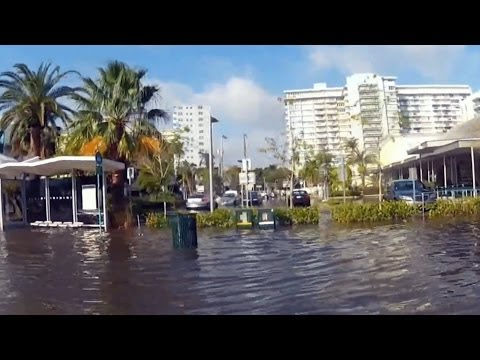 South Florida's Rising Seas - Sea Level Rise Documentary