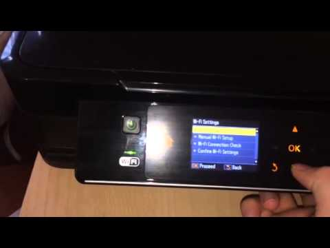 How to find my epson printer IP address