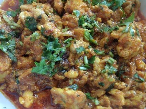 Bheja masala recipe   Delhi style   easy and tasty